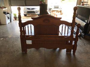 Queen/full bed frame for Sale in Fort Benning, GA
