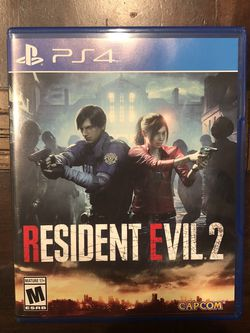 Resident Evil 2 PlayStation 4 for Sale in Rancho Cucamonga,  CA