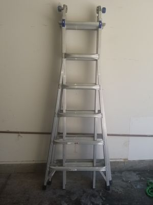 Werner MT-26 300lbs Telescoping Ladder for Sale in Santa Ana, CA