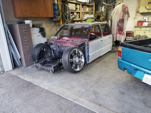 crew cab mazda project.. cab only for Sale in Orting, WA