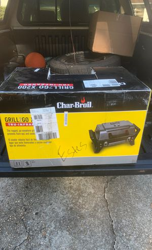 CharBoil Grill 2 Go X200 for Sale in Decatur, GA