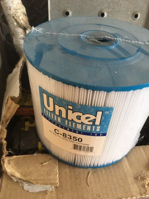Hot Tub/Spa Filter: Unicel C-8350 for Sale in Oakwood Village, OH