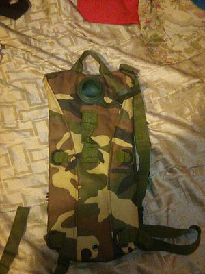 Camouflage water backpack for Sale in Houston, TX
