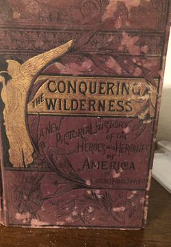 1888 Conquering the wilderness by Colonel Frank Triplett for Sale in Robinson,  TX