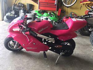 KD MOTO POCKET BIKE 2020 for Sale in Poinciana, FL