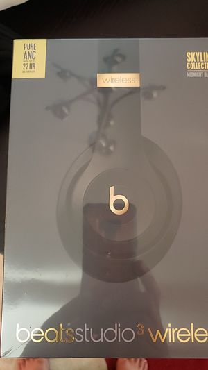Beats Studio 3 wireless Skyline collection for Sale in Milford Mill, MD