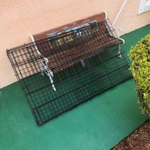 Big Bread Dog Cage. 100lbs+ for Sale in Apopka, FL