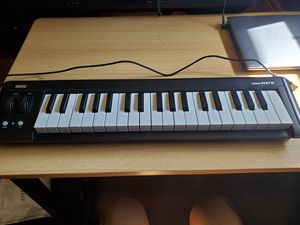 Korg Microkey 37 USB Midi Keyboard for Sale in SeaTac, WA