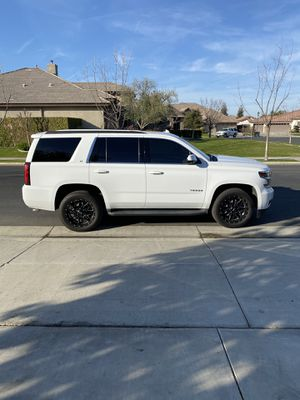 Black rims for sale 20 inch for Sale in Bakersfield, CA