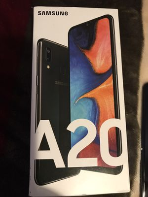 UNLOCKED SAMSUNG A20 32GB. for Sale in Hawthorne, CA