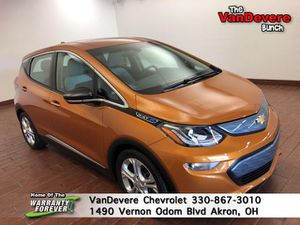 2017 Chevrolet Bolt Ev for Sale in Akron, OH