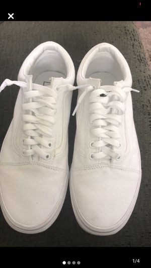 White Vans for Sale in North Chicago, IL
