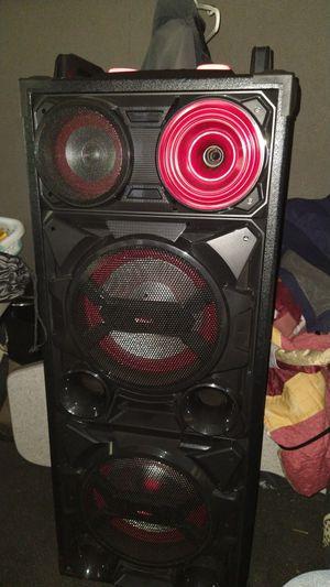 Now dj speaker good Bass $350 for Sale in Vista, CA