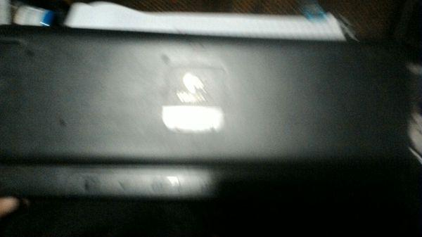 Logitech Bluetooth keyboard and mouse