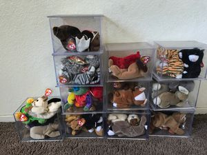 Beanie baby's for Sale in Stockton, CA