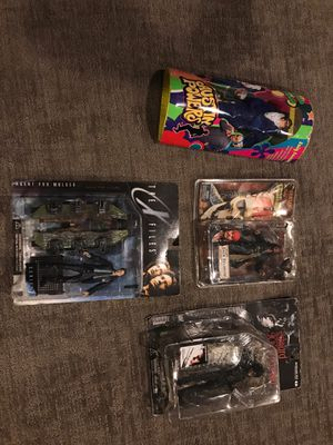 Action figure collectibles for Sale in Kirkland, WA