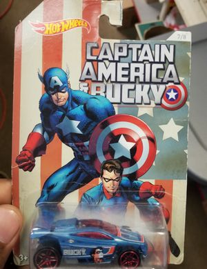 Captain America Diecast 1:64 Car for Sale in Baltimore, MD