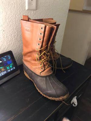 Cabela's Men Rubber Steel Shank Duck Boots size 13 for Sale in Platteville, CO