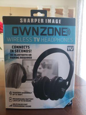 Sharper Image Wireless Headphones for Sale in Saint Paul, MN