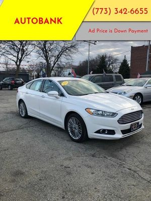 2013 Ford Fusion for Sale in Chicago, IL