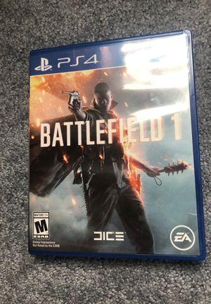 Battlefield 1 for Sale in Framingham, MA