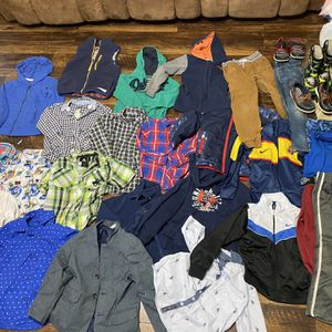 4T/5T Boys Clothes Lot for Sale in Dallas, TX