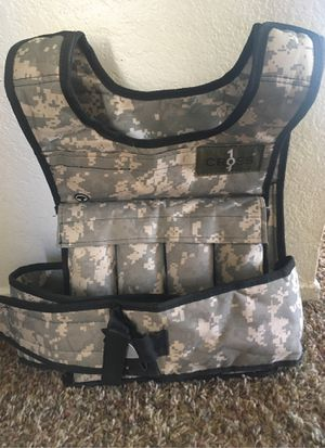 20lb Weight Vest for Sale in Bakersfield, CA