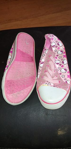 Hello kitty shoes for Sale in Webster Groves, MO