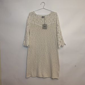 ASOS Cream Lace Dress NWT Women's Size 10 for Sale in Silver Spring, MD