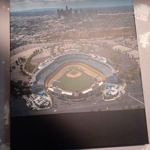 Dodger Stadium Picture On A Canvas for Sale in Whittier, CA