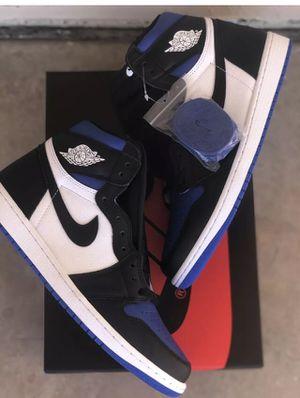 Jordan 1 royal toe for Sale in Anchorage, AK