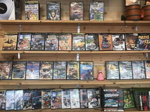 GAMECUBE GAMES Prices Vary for Sale in Houston, TX
