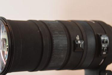 Sigma 150-500mm 1:5-6.3 APO HSM For Nikon for Sale in Scottsdale, AZ