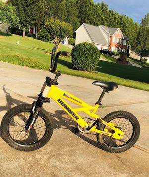 RARE official GM Hummer H16 Off Road bike for Sale in Decatur, GA