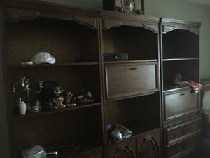 bookshelves with drawers. $100 for Sale in Chicago, IL