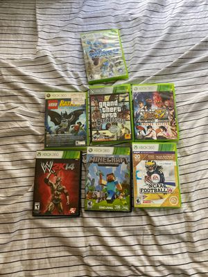 Xbox 360 games for Sale in Hollywood, FL