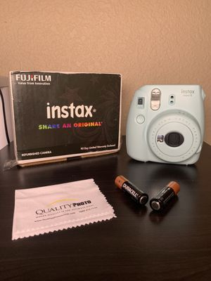 Tiffany Polaroid Camera mini 9 - BOGO for Sale in Hayward, CA