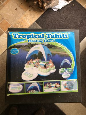 Tropical Tahiti Floating Island for Sale in Osage Beach, MO