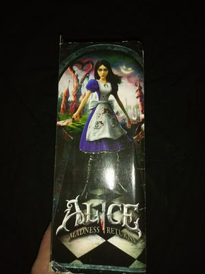 Alice: Madness Returns action figure for Sale in Bowie, MD