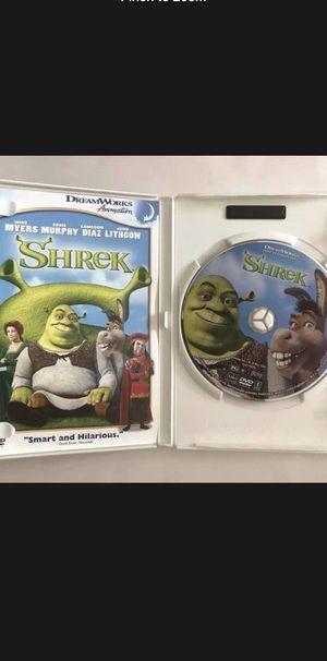 Shrek DVD Movie for Sale in Los Angeles, CA