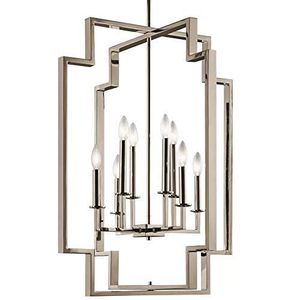 Kichler Downtown Deco Chandalier for Sale in Chicago, IL