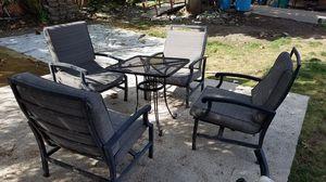 Patio furniture set for Sale in Auburn, WA