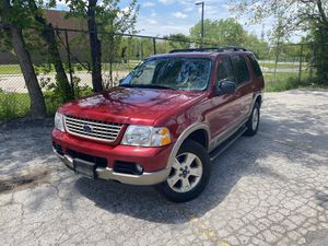 2003 Ford explorer Eddie Bauer edition, runs great, $2450 for Sale in Chicago, IL