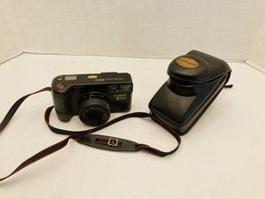 Vintage Camera Sure Shot Zoom Film Camera + Case for Sale in Spring Hill, FL