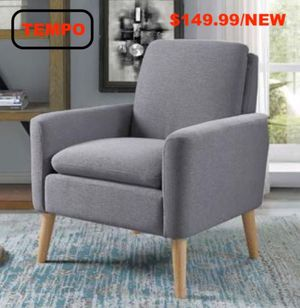 Accent Chair, Light Grey for Sale in Downey, CA