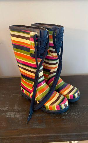 Coach rain boots for Sale in Virginia Beach, VA