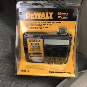 Dewalt 12/20 volt battery charger Brand New for Sale in Hilo, HI