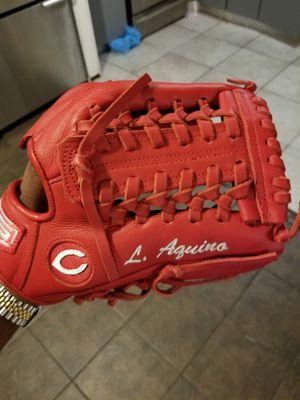 11.5 custom genuine leather baseball glove asking 200 o.b.o for Sale in Philadelphia, PA
