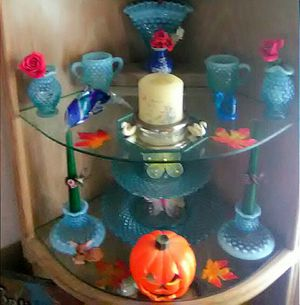 Fenton glass collection for Sale in New Stanton, PA