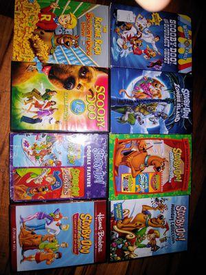 Scooby doo dvd set for Sale in Van Buren, AR